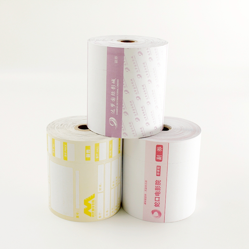 Thermal Rolling Paper For Ticket