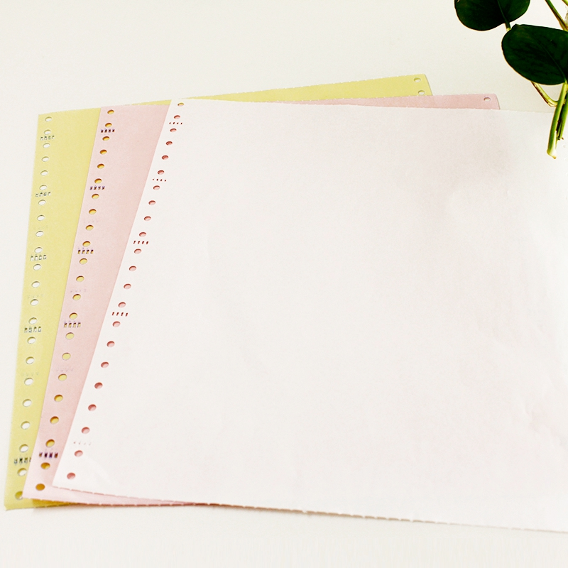 Multi-layer Blank Computer Paper
