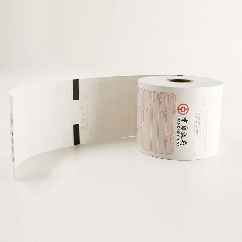 Printer paper atm thermal paper roll